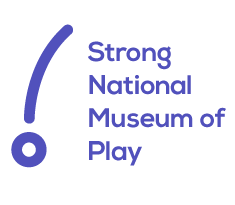 Strong National Museum of logo design by CB